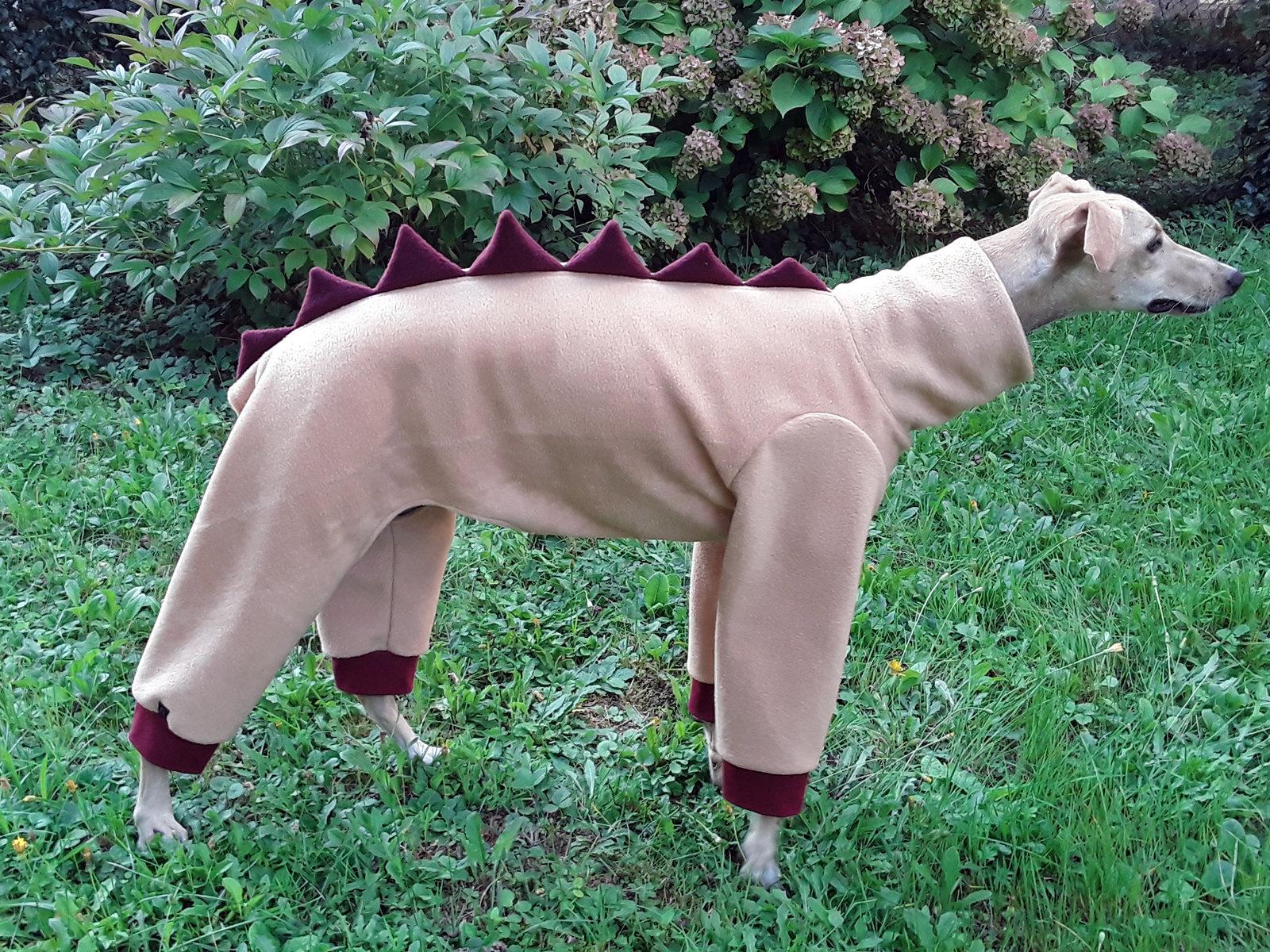 Greyhound Dog Pajamas XXXXL