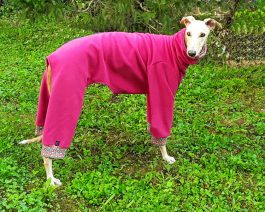 Greyhound Pajamas / Greyhound Fleece Pajamas