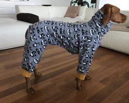 Vizsla Pajamas / Large Dog Pajamas